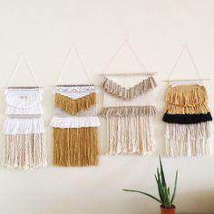 HAZEL & HUNTER weavings <<>>