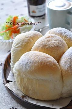 Bread Recipes, Cooking Recipes, Japanese Bread, Honey Toast, Sweet Buns, Good Food, Yummy Food, Bread Cake, Bread And Pastries