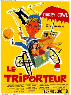 Mario, Film Movie, Movies, Passionate People, Musical Theatre, Cinema, Darry Cowl, Strasbourg, Food Truck