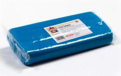 Pasta de Açúcar Azul Turquesa Kelmy 1Kg
