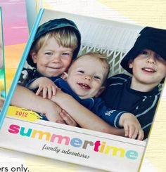 Free Photobook from Shutterfly