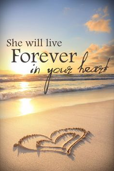 ♥Pinning this for my best friend, Andrea, who passed away from cancer.  You will always be in my heart!