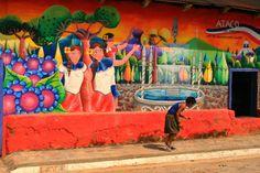 Arte urbano, Concepción de Ataco, El Salvador