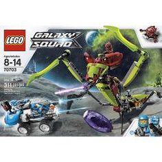 LEGO Galaxy Squad Sets