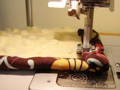 easy binding minky blanket