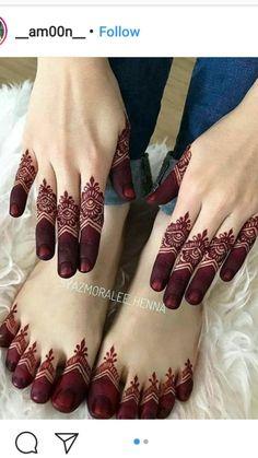 Henna Tattoo Designs Simple, Finger Henna Designs, Legs Mehndi Design, Henna Art Designs, Mehndi Designs 2018, Mehndi Designs For Beginners, Mehndi Designs For Girls, Mehndi Design Pictures, Unique Mehndi Designs