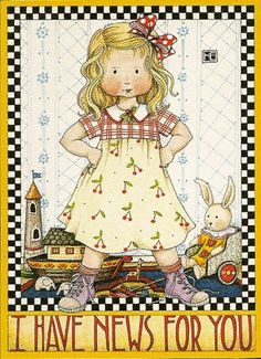 Mary Engelbreit Cuteness Packet 30 Tags Bookmarks Embellishments