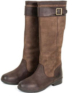Dublin Estuary Tall Boots | ChickSaddlery.com  Just bought this for $199 instead of $299 from horseland! Bargain! So excited to use them