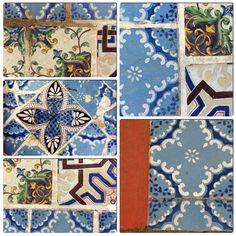 Patterns, motifs...