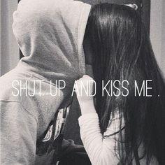 #kiss #photo