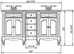 What Is The Standard Height Of A Bathroom Vanity The O 39 Jays Bathroom Remodeling And Search