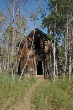 abandoned towns in south dakota | ... in the abandoned black hills ghost town of spokane south dakota