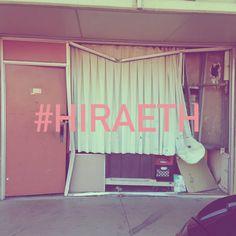 #HIRAETH cover art