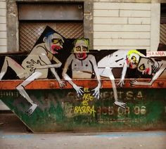 Art is Trash, Barcelona (LP)