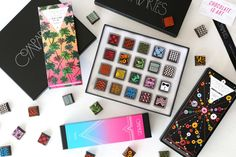 Compartes Signature Chocolate Gift Tower -  - Compartes Chocolatier Gourmet Chocolate