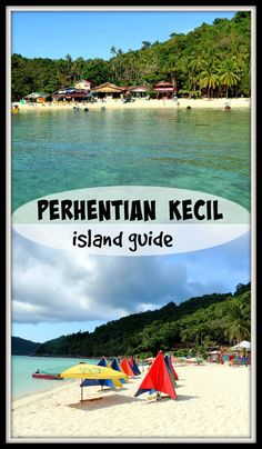 Complete island guide to Perhentian Kecil, a small paradise island in Malaysia