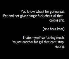 This is so true. Every time I eat.