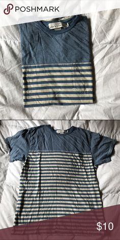 Men's Striped Pocket Tee Excellent condition. Only worn a couple of times. ASOS Shirts Tees - Short Sleeve