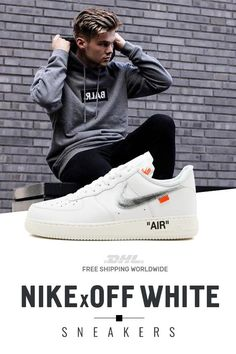 2ea99d57929fab Order mens size Nike Off-White Air Force 1 07 at online store