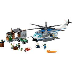 Cheap building blocks, Buy Quality compatible lego directly from China city police Suppliers: BELA City Police Helicopter Surveillanc Building Blocks Classic For Girl Boy Kids Model Toys Marvel Compatible Legoe Legos, Lego City Helicopter, Lego Police, Lego Clones, Lego City Sets, Building Blocks Toys, Lego Toys, Door Accessories, Lego Parts