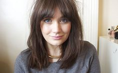 GROWN OUT FRINGE, HAIR IDEAS, UK INTERIOR DESIGN AND LIFESTYLE BLOG