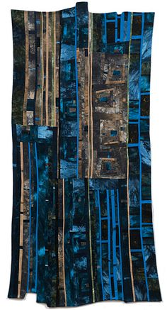 Beth Carney Studio / Gallery - Structured Chaos Series