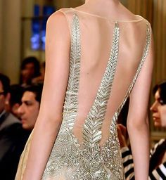 Gabriel Lage Haute Couture Spring/Summer 2016. | Design Seamless