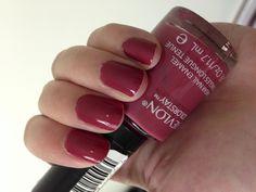 Revlon Colorstay nail polish in Vintage Rose