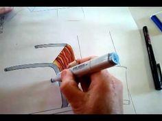 ▶ Chair Render - YouTube