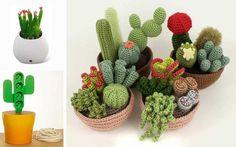 Ideas para decorar con cactus de imitación