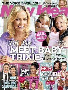 New Idea - April 2013 #magazines #magsmoveme http://au.lifestyle.yahoo.com/new-idea/
