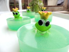 New FROGS on the Block SOAP Prince and Princess by thecharmingfrog, $7.00