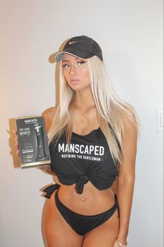 MANSCAPED Lawn Mower with Advanced SkinSafe™ Technology and get Free Accelerated Shipping now! Sport Treiben, Sport Girl, Sexy Bikini, Bikini Girls, Whatsapp Videos, Gorgeous Blonde, Trends, Sexy Hot Girls, Sexy Outfits