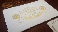 Authentic Hotel - Branding on Behance Hotel Branding, Yin Yang, Brand Identity, Business Cards, Behance, Website, Logo, Creative, Design