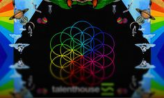 Concurso Talenthouse. Diseña una camiseta para Coldplay