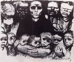 kather kollwitz Museums celebrate käthe kollwitz's 150th anniversary year, so why is her work shunned by contemporary artists and the market.