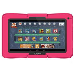 This Kurio Xtreme Android tablet is the ultimate electronic device for kids, delivering a fun and safe digital experience. #TRUHotToyList
