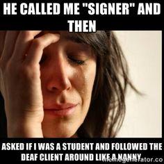 ASL Interpreters