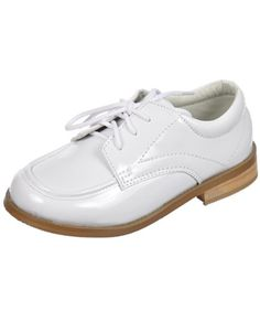 Josmo Cambreling Patent Oxford Shoes (Toddler Boys Sizes 5 - 12) $19.99 (33% OFF)