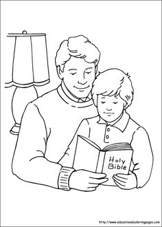 gangway to galilee coloring pages - photo#20