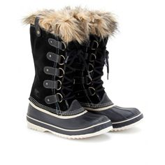 Cool snow boots