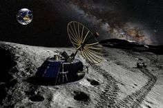 U.S. Set to Approve Moon Mission by Commercial Space Venture