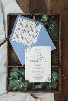 Custom wedding invitation -Studio Alispi