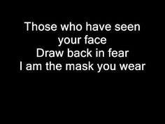 Nightwish - The Phantom Of The Opera (with lyrics)