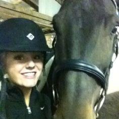 Girls best friend. Horses.