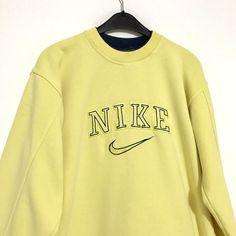 Vintage Nike sweatshirt Size M womens Good condition. - Depop Vintage Nike sweatshirt Size M womens Good condition ? to - Depop Nike Outfits, Teen Fashion Outfits, Cute Lazy Outfits, Trendy Outfits, Cool Outfits, Grunge Outfits, Vintage Outfits, Retro Outfits, Vintage Nike Sweatshirt