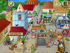 Emil and Pauline in the City is a fun hidden object iPad game app, with a twist. Geared toward children in the four to six years old range,...