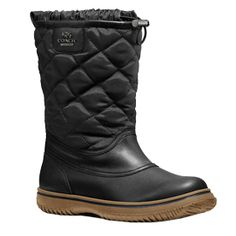 Super-Stylish Snow Boots That Kick Winter to the Curb - Coach #InStyle