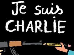 'Je Suis Charlie' is now a rallying cry for free speech after France's terrorist attack