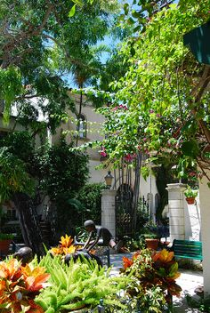 Via Amore on #WorthAvenue in #PalmBeach. A lovely spot!